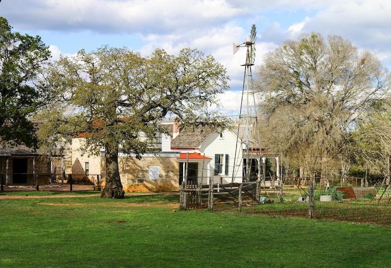 เดอะโอ๊ค เฮาส์, เฟรเดอริคส์เบิร์ก, เคบิน, 1 ห้องนอน, ลานระเบียง (The Oak House), ด้านหน้าของโรงแรม