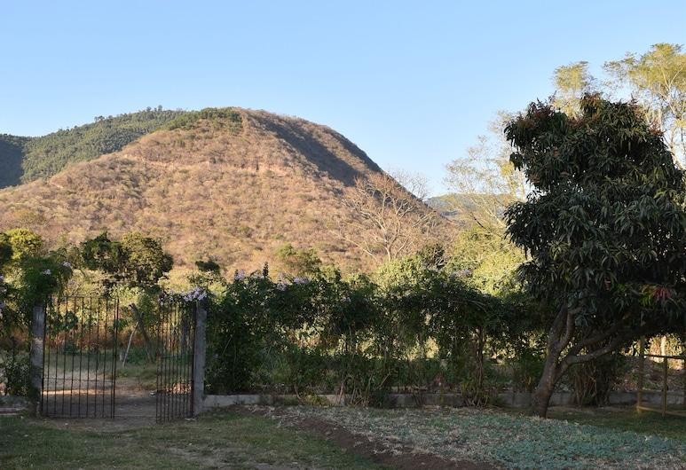 Inspira, Antigua Guatemala, Hotelli territoorium