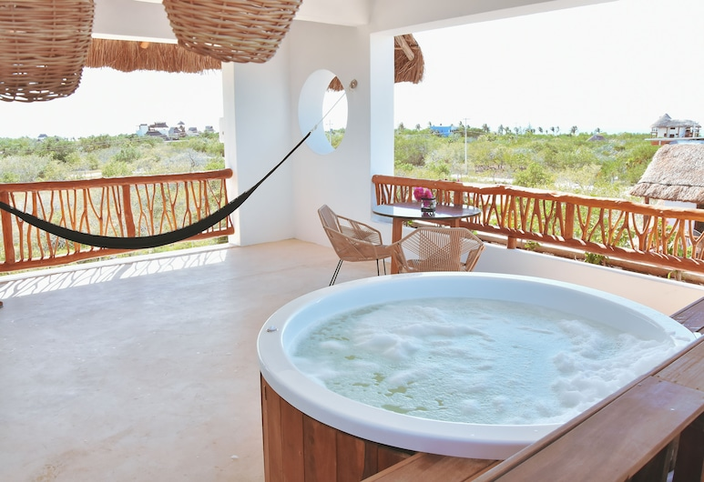 Casa HX - Adults only - Optional all-inclusive, Isla Holbox, Master Suite, Tuba