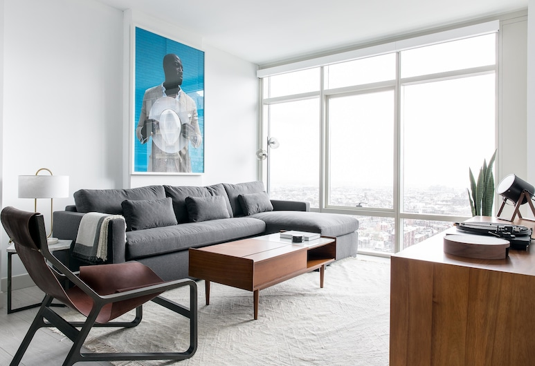 Chic 1BR w/ Rooftop in City Center by Lyric, Philadelphia