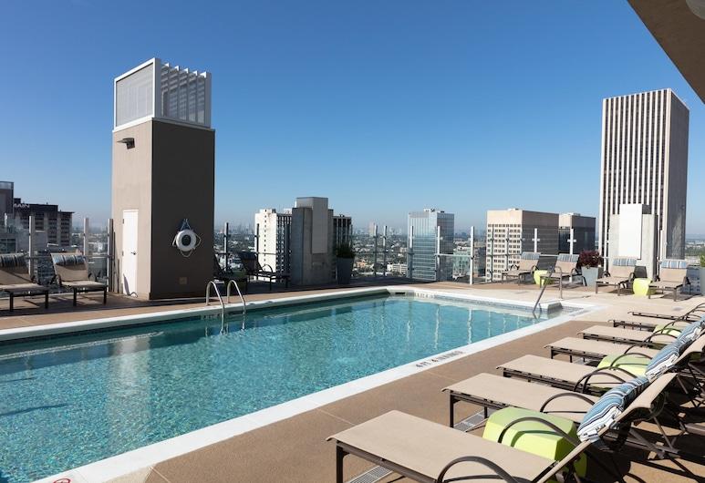 Cozy Studio w/ Pool in Downtown Houston, Houston, Baseins