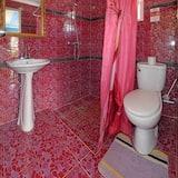 Familien-Dreibettzimmer, Mehrere Betten, Nichtraucher - Badezimmer