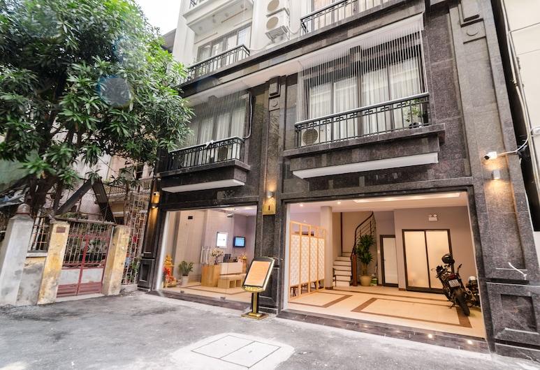 Fukurai Boutique Apartments Ha Noi, Hanoi, Terrace/Patio