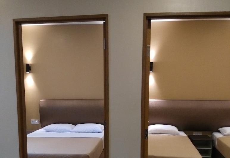 松樹酒店, 甘榜拉惹, 客房