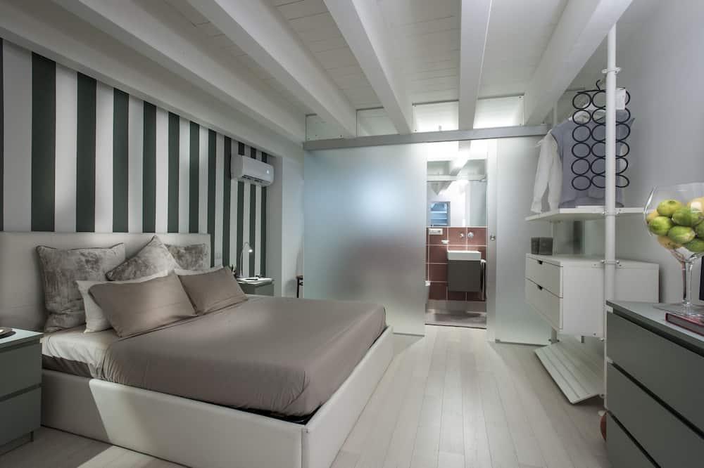 อพาร์ทเมนท์, หลายเตียง, ปลอดบุหรี่ - ห้องพัก