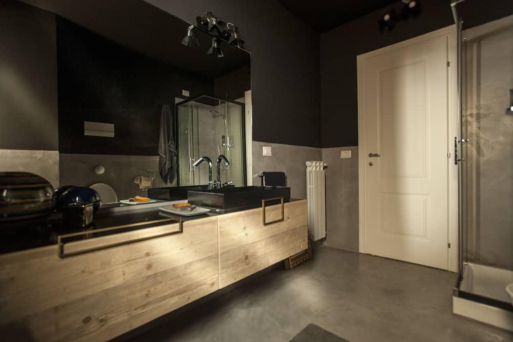 อพาร์ทเมนท์, หลายเตียง, ปลอดบุหรี่ - ห้องน้ำ