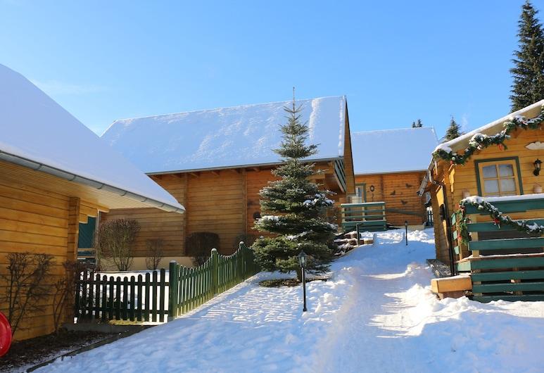 Der Fuchsbau Blockhäuser, Bad Sachsa, Property Grounds