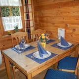 House (Blockhaus 3 (incl. 60€ + City Tax)) - In-Room Dining