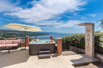 Picture of Luxury Three-bedroom Apartment With Amazing Overlook at the sea in Opatija