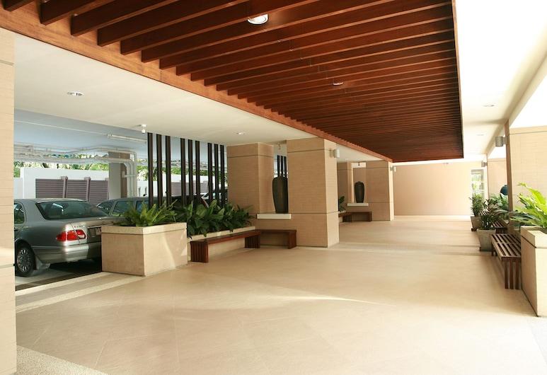 クロントン マンション & ホテル, バンコク, テラス / パティオ