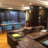 Duplex Comfort, Łóżko queen, dla niepalących - Zdjęcie opisywane