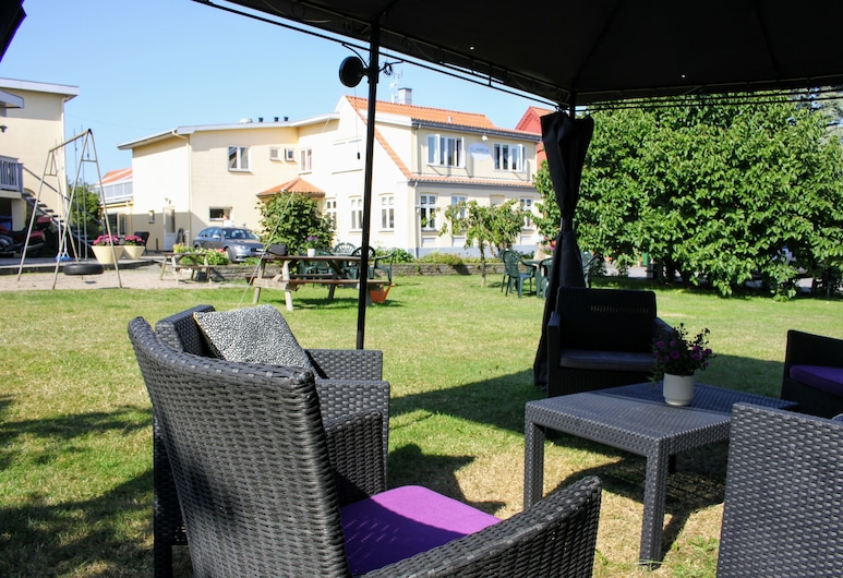 NORDVIG bed & breakfast, Allinge, Terrasse/veranda