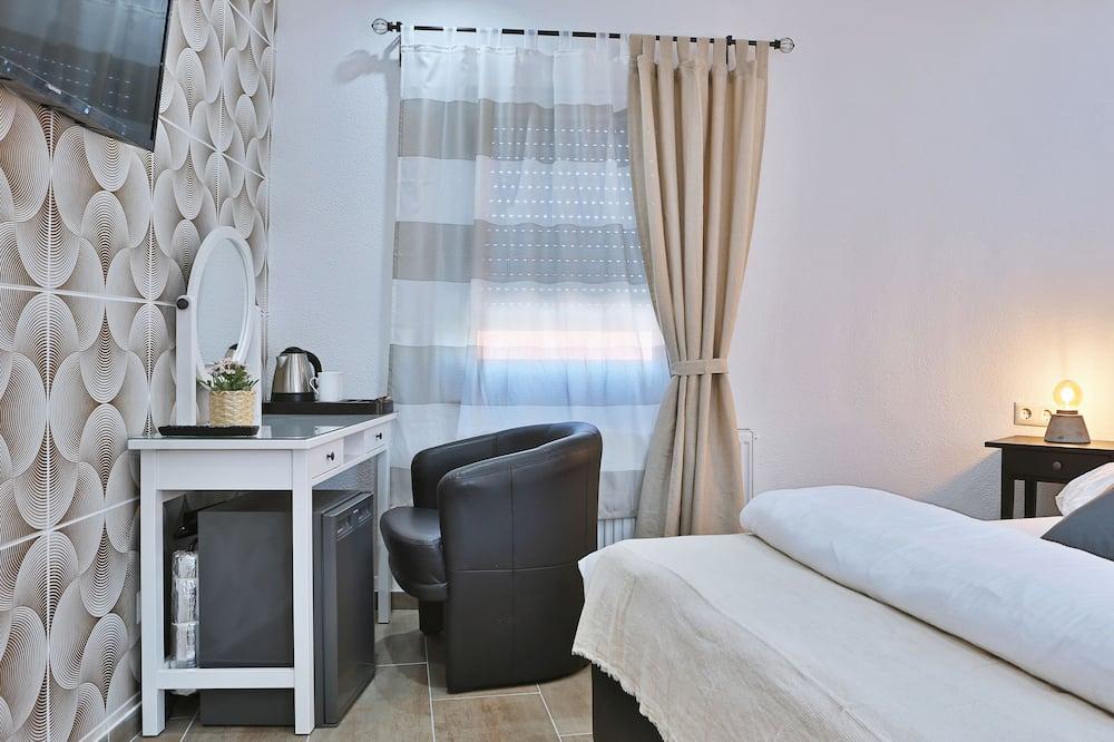 Pokoj Comfort s dvojlůžkem, dvojlůžko (180 cm) - Obývací pokoj