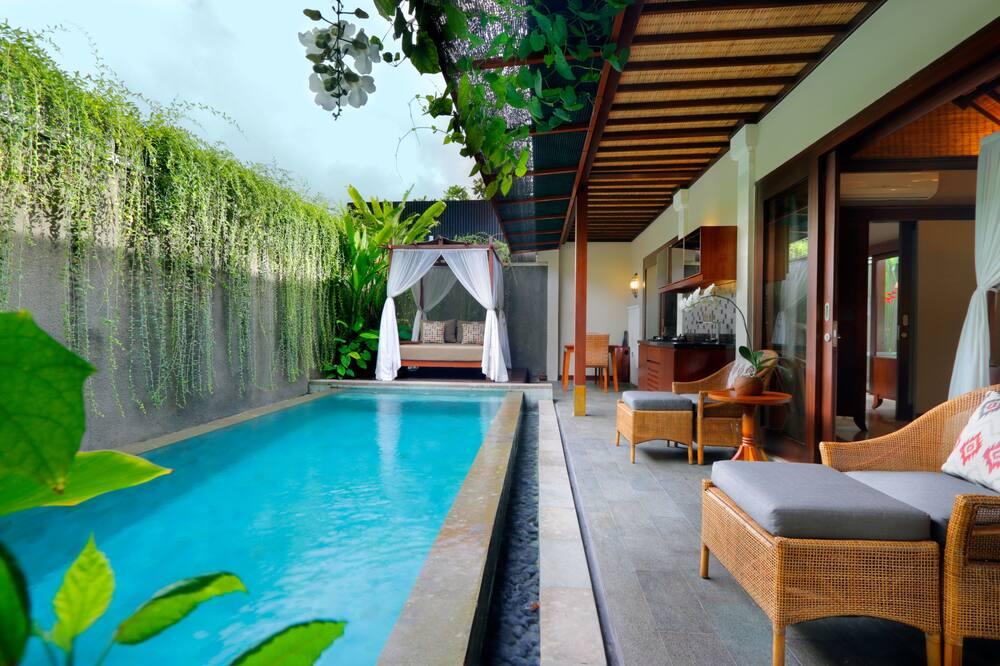 Honeymoon-Villa, 1 Schlafzimmer, Nichtraucher, Gartenblick - Profilbild