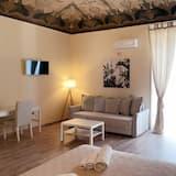 ห้องจูเนียร์สวีท, เตียงควีนไซส์ 1 เตียง และโซฟาเบด - ห้องพัก