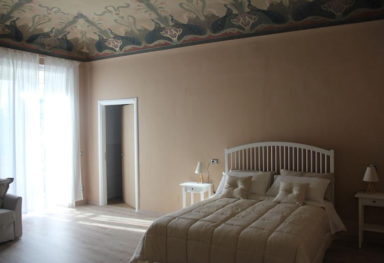 B&B Matteo Bonello, Palermo, Suite Junior, vista città, Camera