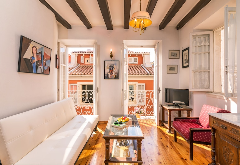 Philarmonic Orchestra Apartment από την Konnect, Κέρκυρα, Διαμέρισμα, Καθιστικό