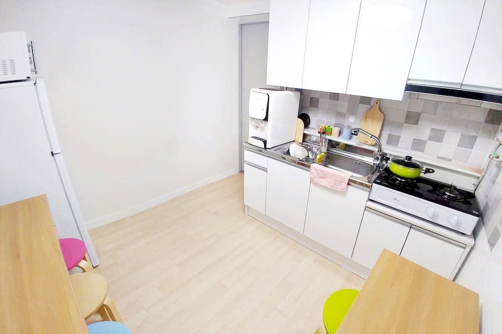 Economy Single Room - Shared kitchen