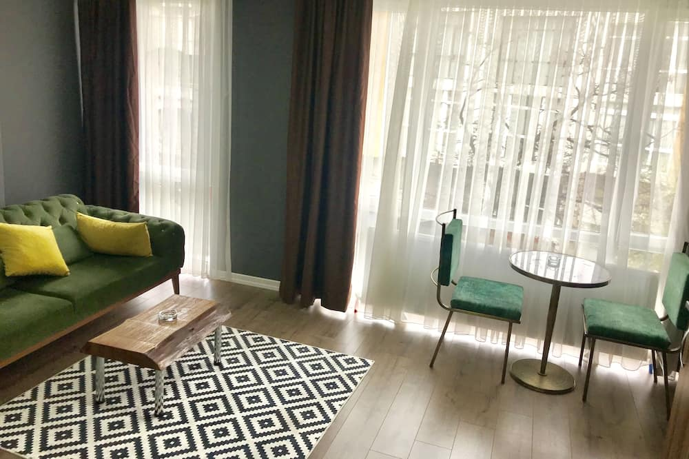 行政公寓 - 客廳