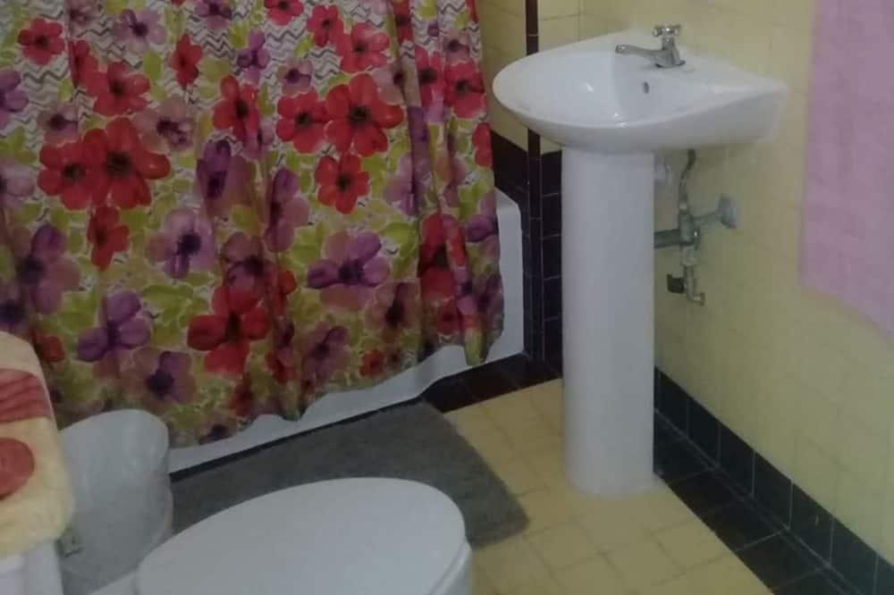 스탠다드 아파트, 더블침대 1개, 금연 - 욕실