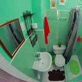 스탠다드 더블룸, 더블침대 1개, 금연 - 욕실