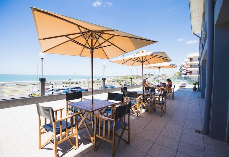 Hotel Aatrac, Mar del Plata, Açık Havada Yemek