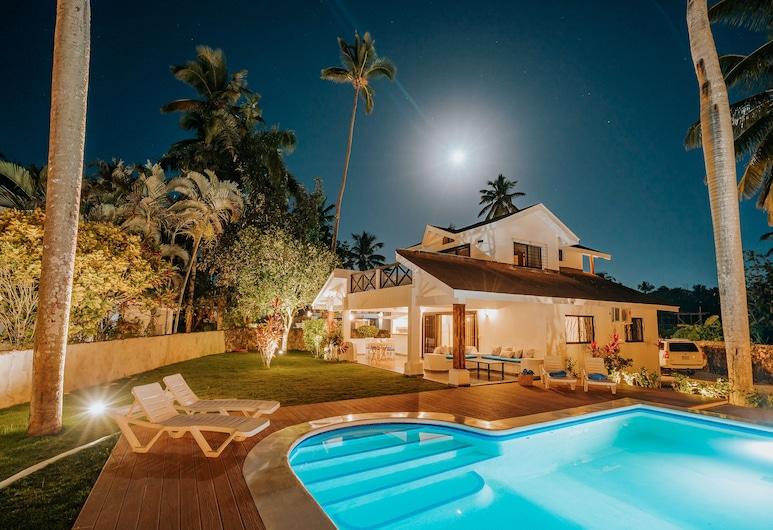 Condo Hotel Playa Las Ballenas by The Oxo House, Las Terrenas, Biệt thự (Maya), Phòng