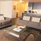 Apartment, 1 Bedroom, Lake View (Apartment 1) - Ruang Tamu