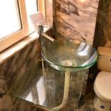 Standaard appartement, Meerdere bedden, niet-roken - Badkamer