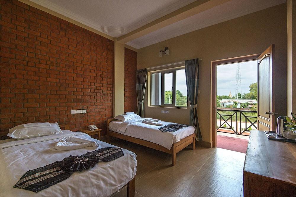 豪華雙床房, 花園景觀 - 特色相片