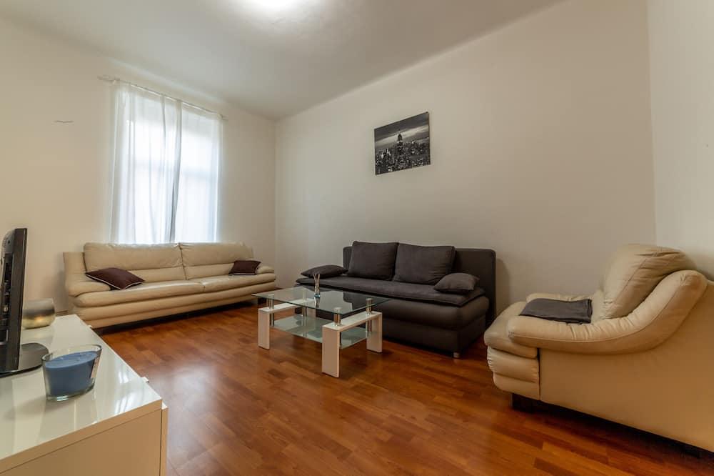 Apartment 4 - Living Area