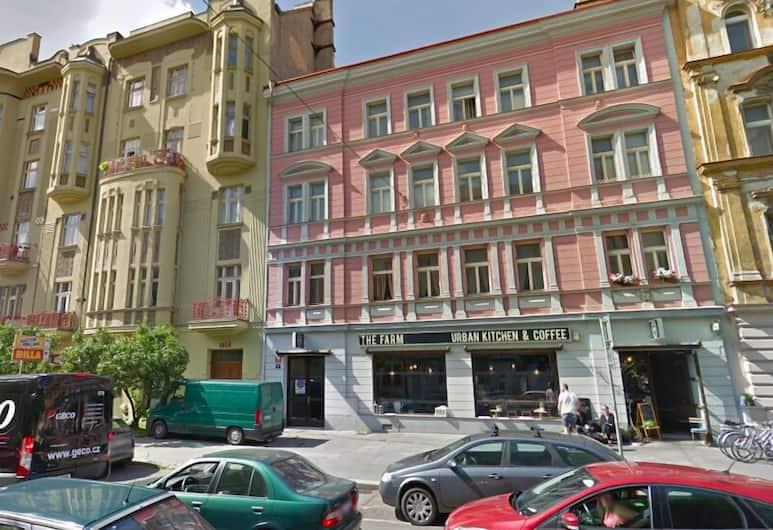 Apartmany LETNA u SPARTY, Prag, Restoran