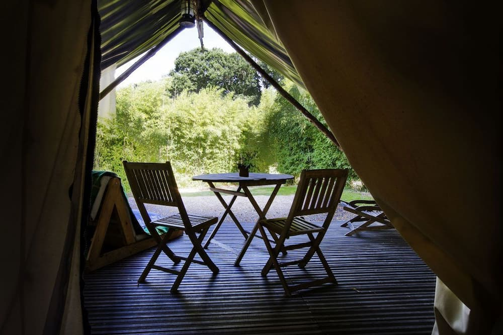Tent (Safarie Lodge) - Terrace/Patio