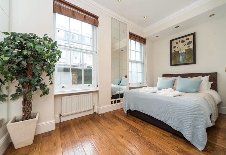 PML Exclusive Apartments Piccadilly, London, Apartment, 1 Schlafzimmer, Zimmer