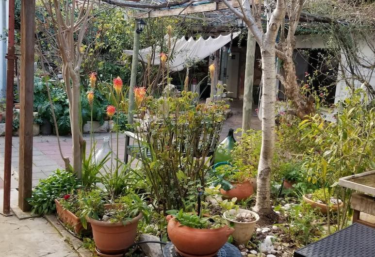 Lech Lecha Suites, Safed, Jardín