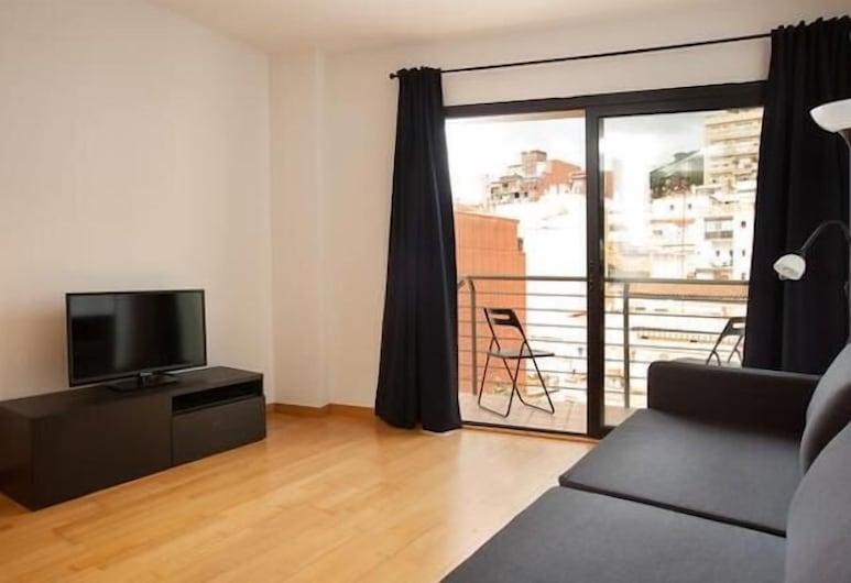 Park Guell Apartments, Barcelona, Apartamento, 2 quartos (Carrer de la Font del Remei 29), Sala