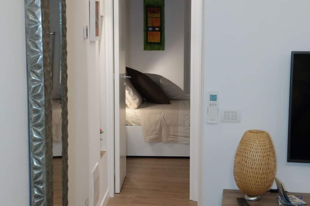 Deluxe-Apartment, 1 Schlafzimmer - Wohnbereich