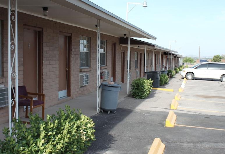 Deluxe Inn Motel, Socorro, Hall