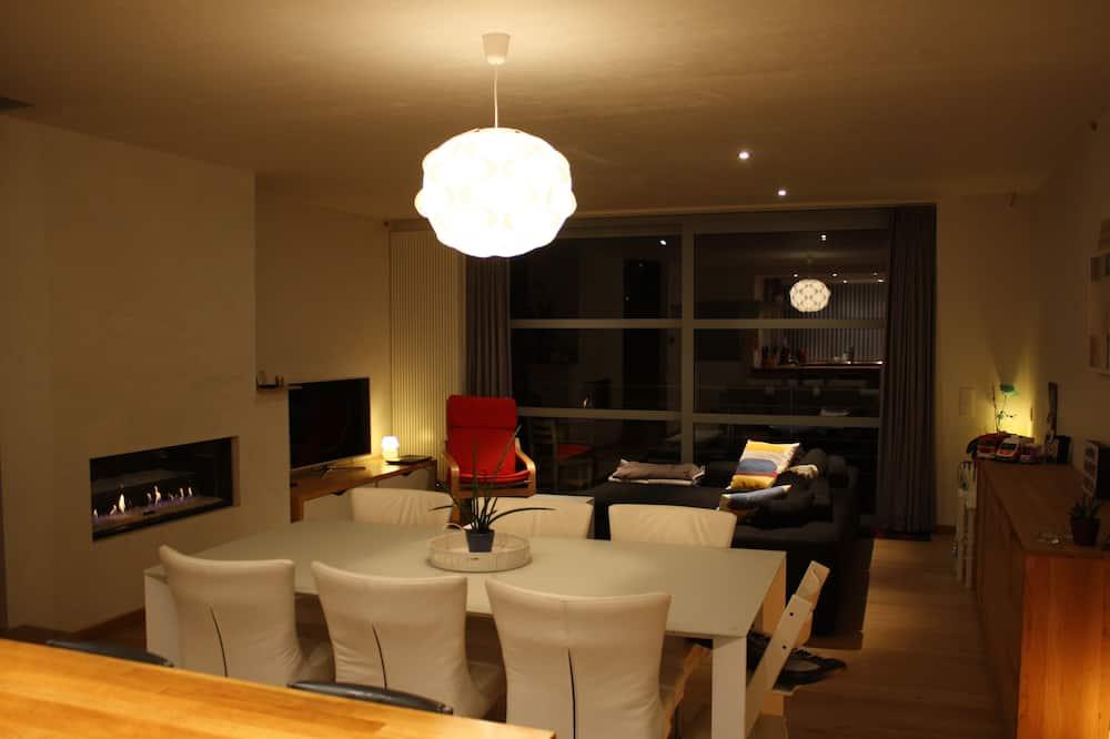 บ้านพัก, 2 ห้องนอน - ห้องนั่งเล่น