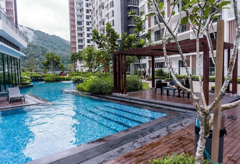 7Stonez Suites Midhills Genting, Genting Highlands, Outdoor Pool