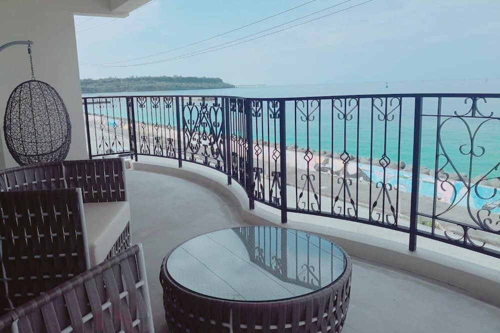 Family Room, 1 Bedroom - Beach/Ocean View