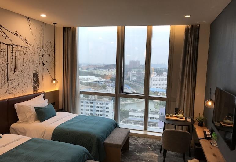 LONGUU HOTEL, Guangzhou, Quarto