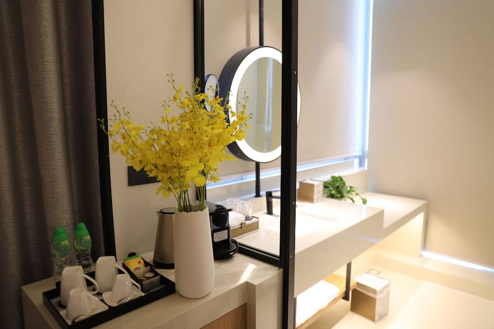 Design İki Ayrı Yataklı Oda - Banyo