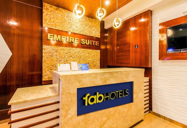 FabHotel Empire Suites, Bombay, Resepsiyon