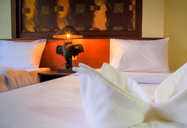 Casanova Inn, Pattaya, Zimmer
