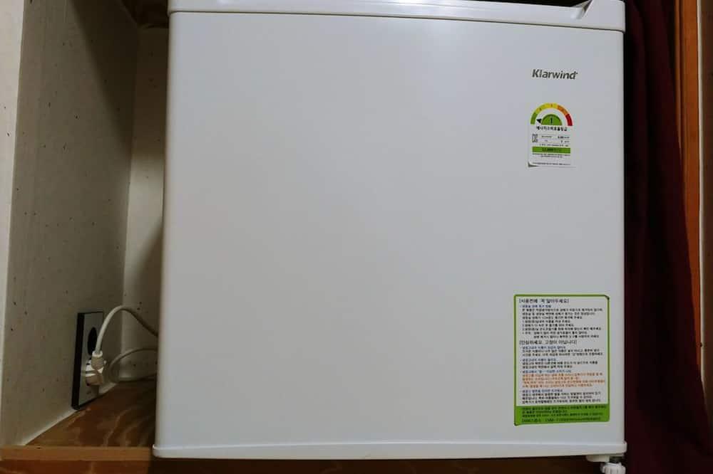 Dobbeltværelse - Minikøleskab