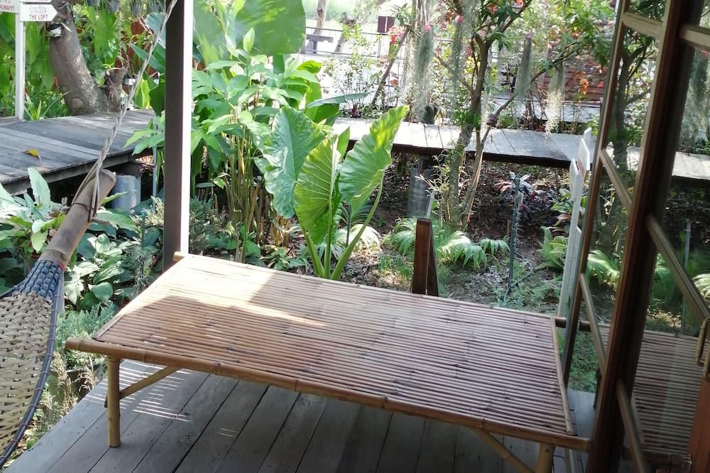 패밀리 하우스, 침실 1개, 라나이, 정원 - 발코니