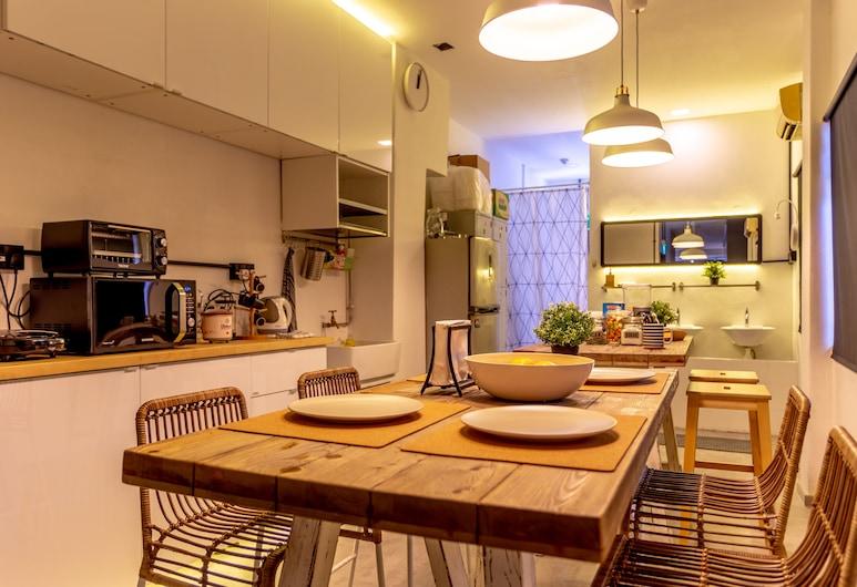 The11room, Singapur, Habitación individual, Sala de estar
