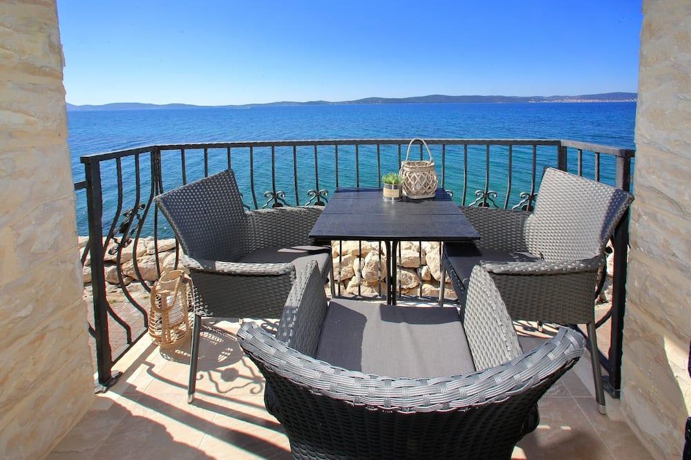 Apartamento, 1 Quarto, Vista Mar (One Balcony) - Varanda
