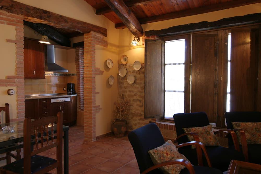 Traditional Σπίτι, 4 Υπνοδωμάτια - Καθιστικό